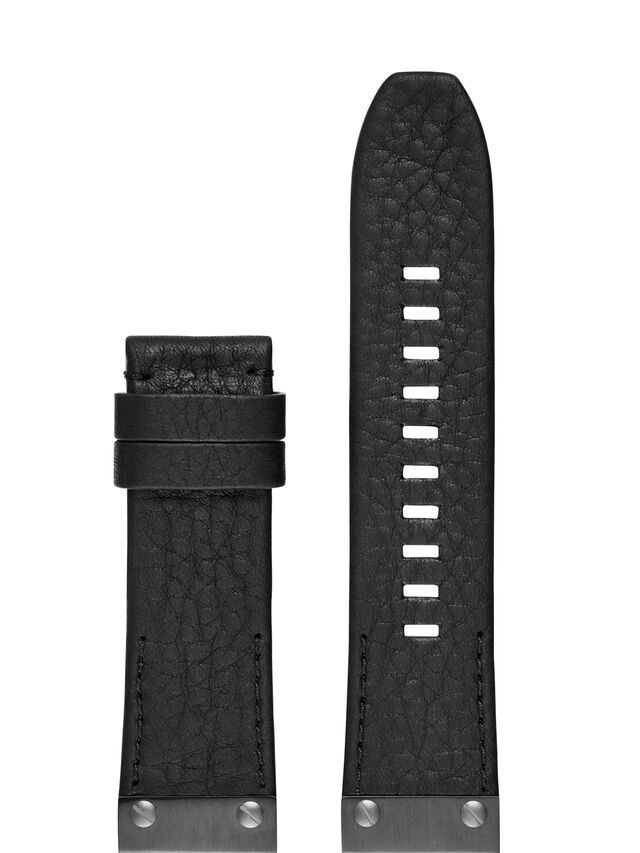 Diesel - DZT0006, Schwarz - Smartwatches - Image 1