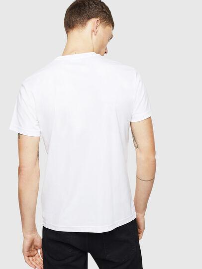 Diesel - T-DIEGO-J8, Weiß - T-Shirts - Image 3