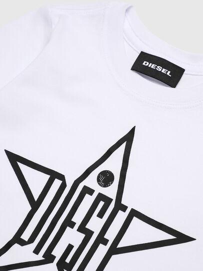 Diesel - TDIEGOYHB-ML, Weiß - T-Shirts und Tops - Image 3