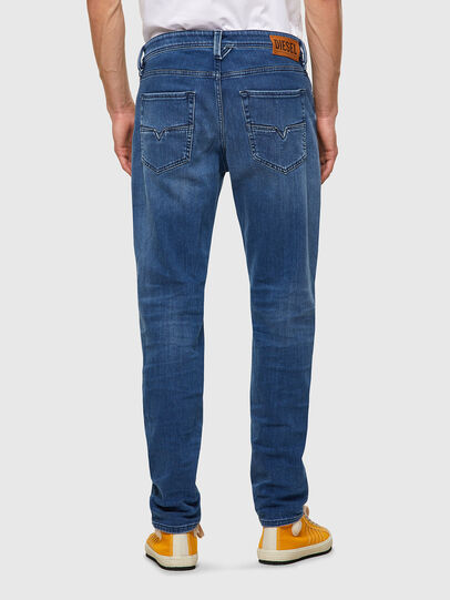 Diesel - Larkee-Beex 0097X, Mittelblau - Jeans - Image 2