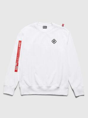 CC-S-BAY-COLA, Weiß - Sweatshirts
