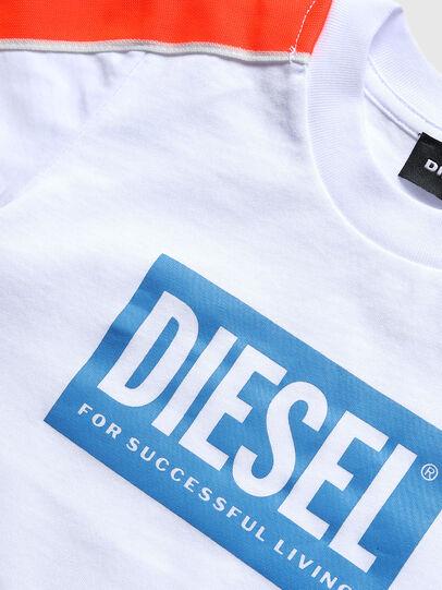Diesel - TANGEB-R, Weiß - T-Shirts und Tops - Image 3