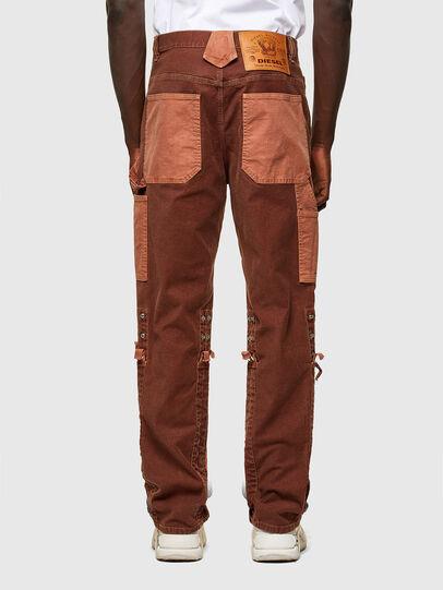 Diesel - D-Franky JoggJeans® 0DDAW, Braun - Jeans - Image 2
