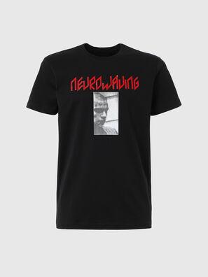 T-IEGO, Schwarz - T-Shirts
