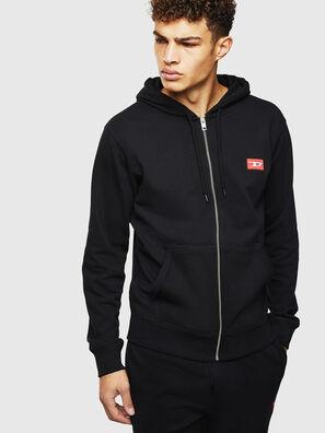 UMLT-BRANDON-Z, Schwarz - Sweatshirts