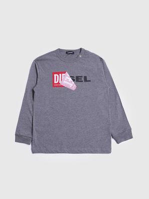 TEDRI OVER, Grau - T-Shirts und Tops