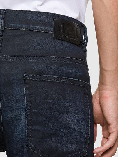 Diesel - D-REEFT JoggJeans® 069RB, Dunkelblau - Jeans - Image 5