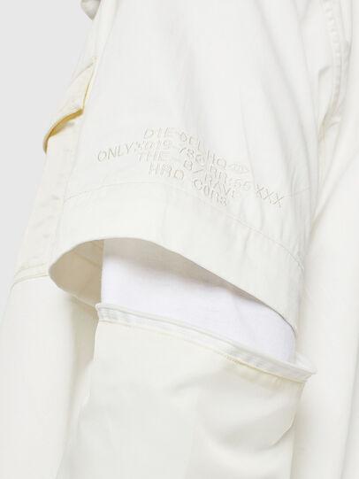 Diesel - S-KOSOV, Weiß - Hemden - Image 5