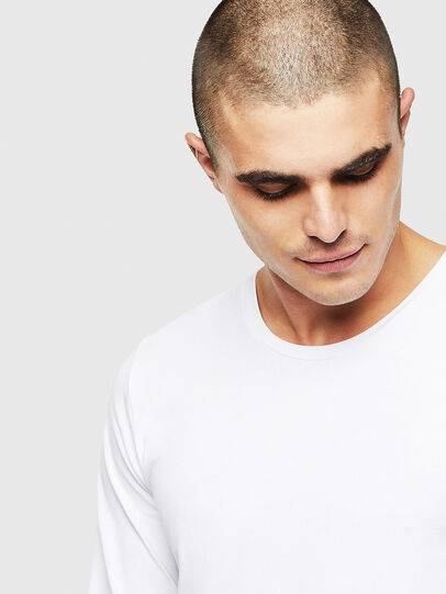Diesel - UMTEE-JODY, Weiß - T-Shirts - Image 4