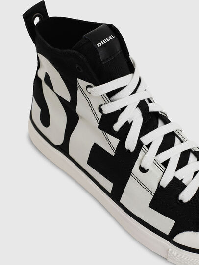 Diesel - S-ASTICO MC, Schwarz/Weiß - Sneakers - Image 4