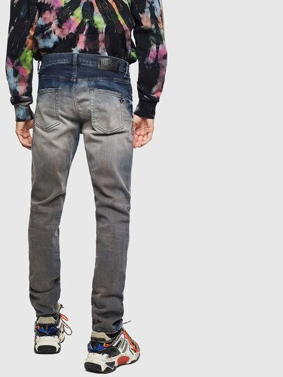 Diesel - D-Strukt 0097Q, Mittelblau - Jeans - Image 2