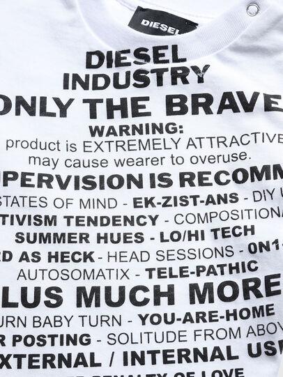 Diesel - TDIEGOS3B, Weiß - T-Shirts und Tops - Image 3