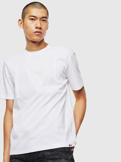 Diesel - T-TOMI, Weiß - T-Shirts - Image 1