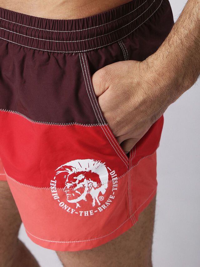 Diesel - BMBX-CAYBAY SHORT, Rot - Boxershorts - Image 3