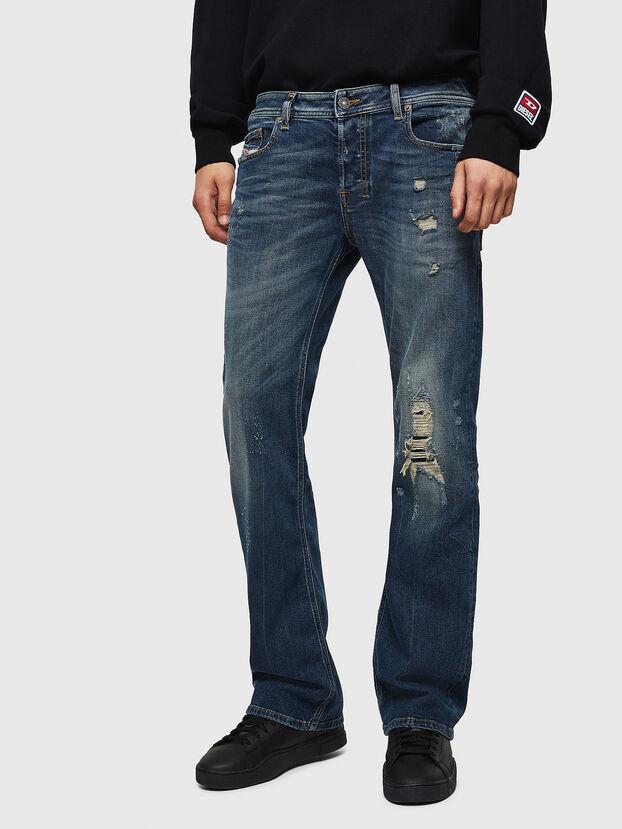 Zatiny 083AC, Dunkelblau - Jeans