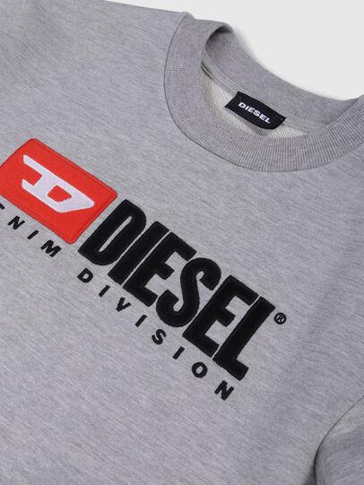 Diesel - SCREWDIVISION OVER, Grau - Sweatshirts - Image 3