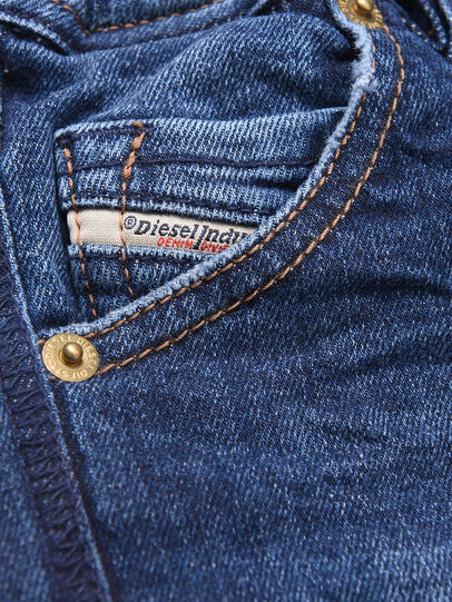 Diesel - KROOLEY-B-N F JOGGJEANS, Mittelblau - Jeans - Image 3