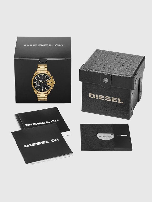 Diesel DT1013, Gold - Smartwatches - Image 4