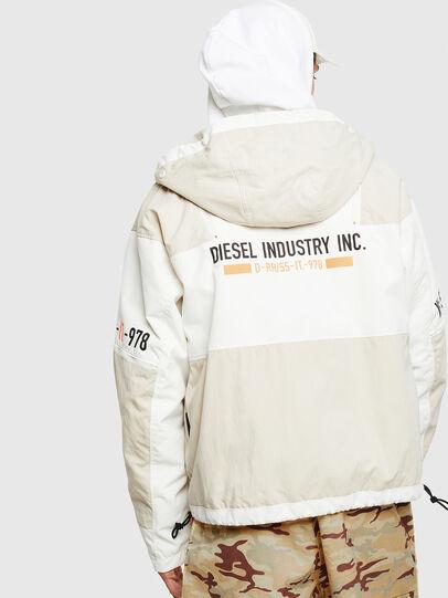 Diesel - J-REED, Weiß - Jacken - Image 3