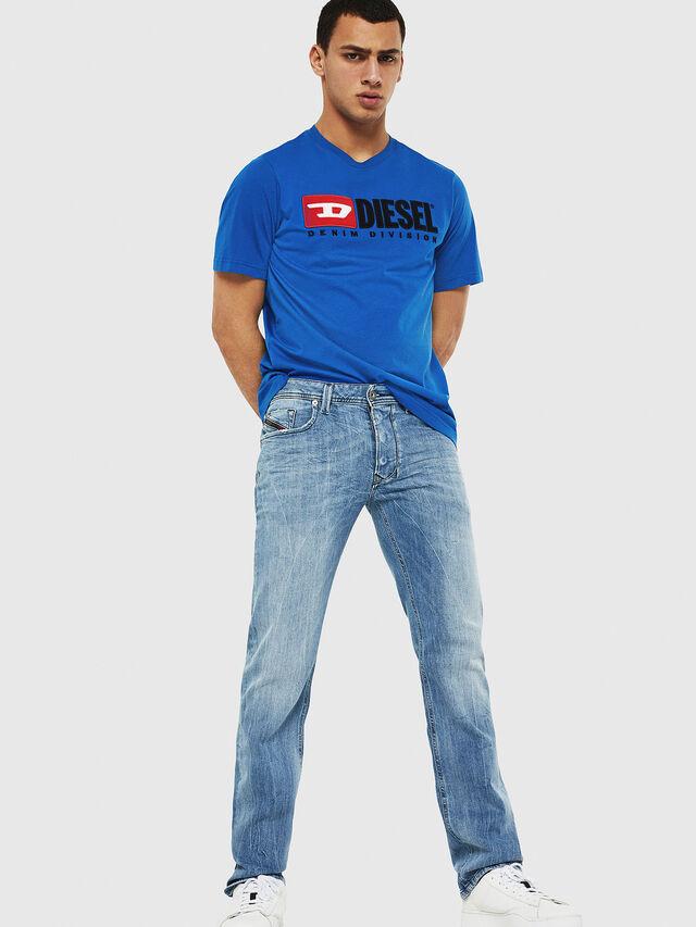 Diesel - Larkee 081AL, Hellblau - Jeans - Image 4