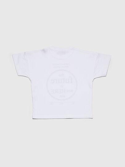 Diesel - TARTIB-R, Weiß - T-Shirts und Tops - Image 2