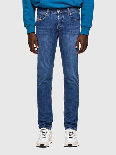 Diesel - D-Luster 009DG, Mittelblau - Jeans - Image 1