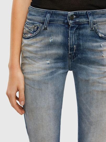 Diesel - Slandy 009JJ, Mittelblau - Jeans - Image 3