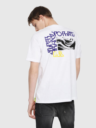 Diesel - T-JUST-Y-TRIMS,  - T-Shirts - Image 2