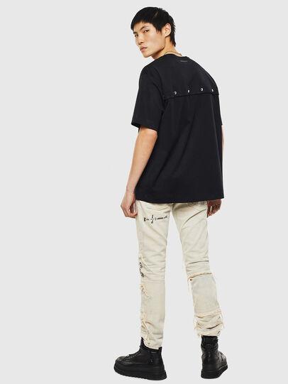 Diesel - T-TIGE, Schwarz - T-Shirts - Image 6