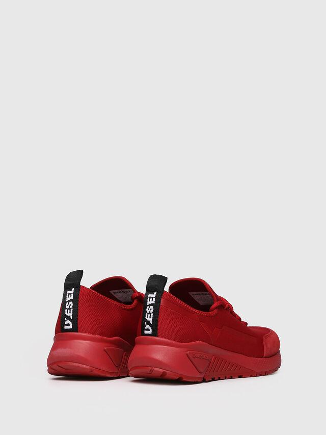 Diesel - S-KBY STRIPE, Rot - Sneakers - Image 2