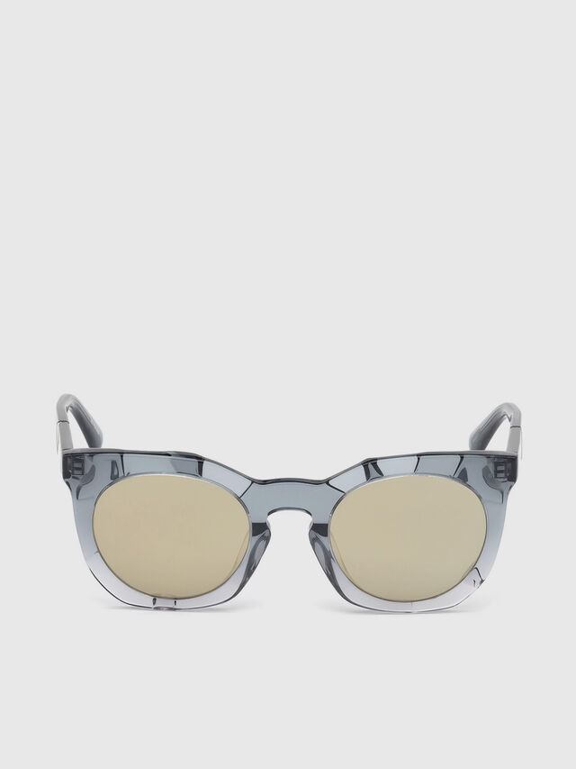 Diesel - DL0270, Grau - Sonnenbrille - Image 1