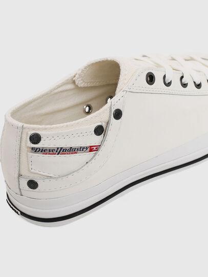 Diesel - EXPOSURE IV LOW  W, Weiß - Sneakers - Image 4