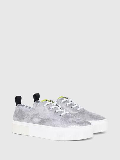 Diesel - S-VANEELA LC, Silber - Sneakers - Image 2