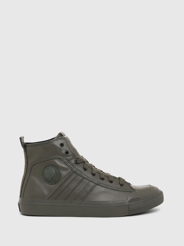 S-ASTICO MID LACE, Dunkelgrün - Sneakers