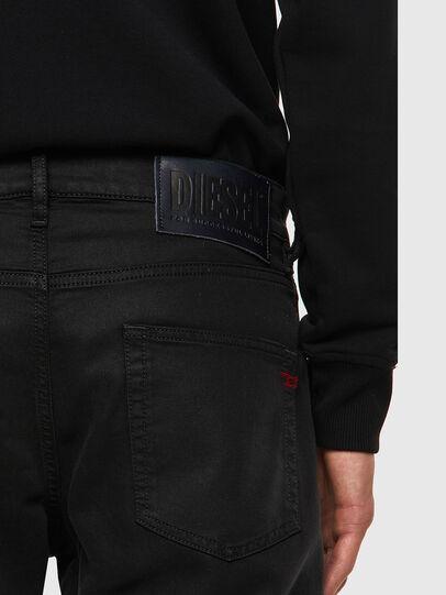 Diesel - D-Strukt JoggJeans® 069NC, Schwarz/Dunkelgrau - Jeans - Image 3