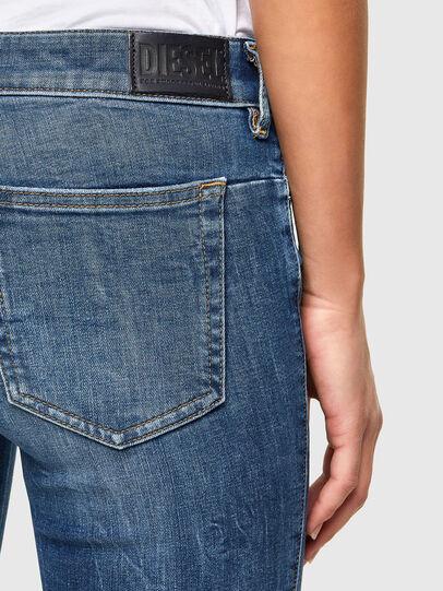 Diesel - D-Jevel 009PK, Mittelblau - Jeans - Image 4