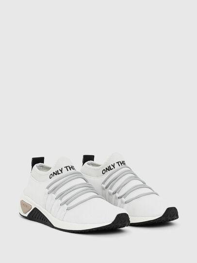 Diesel - S-KB SL II W, Weiß - Sneakers - Image 2