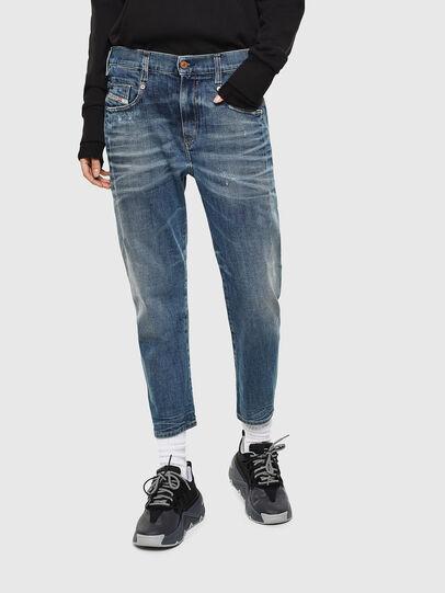 Diesel - Fayza 0890Y, Mittelblau - Jeans - Image 1
