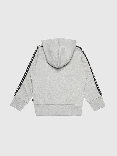 Diesel - SUITAX, Grau - Sweatshirts - Image 2