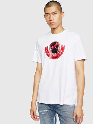 T-JUST-B1, Weiß - T-Shirts