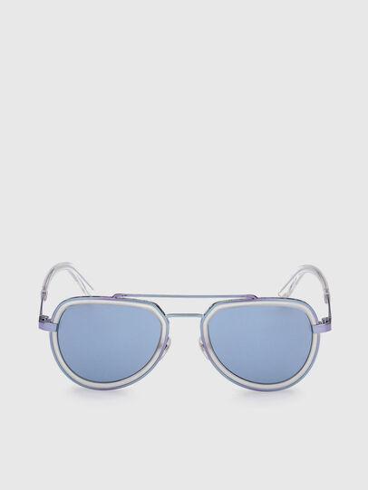 Diesel - DL0266, Blau - Sonnenbrille - Image 1