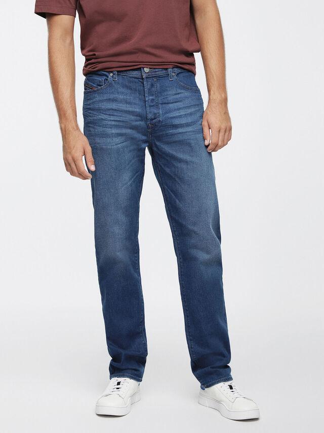Diesel Thytan 084RM, Mittelblau - Jeans - Image 1