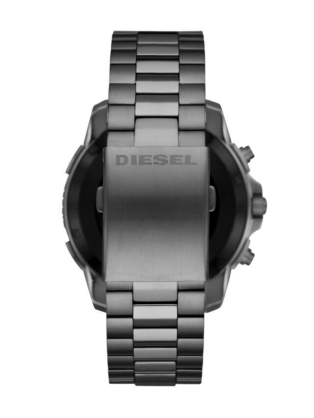 Diesel - DT2004, Silbergrau - Smartwatches - Image 3