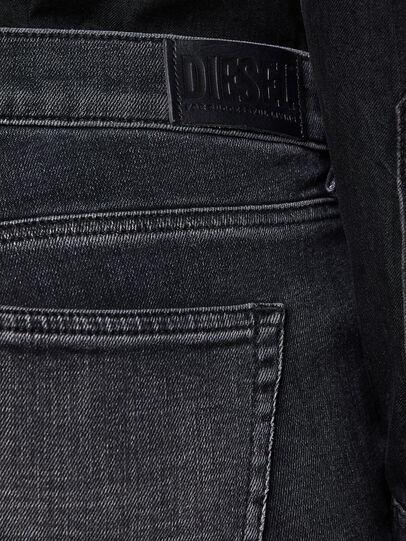 Diesel - D-Ebbey 009PW, Schwarz/Dunkelgrau - Jeans - Image 4
