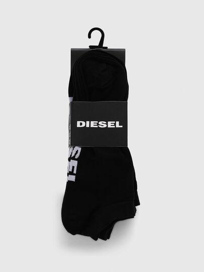 Diesel - SKM-GOST-THREEPACK, Schwarz - Strümpfe - Image 2