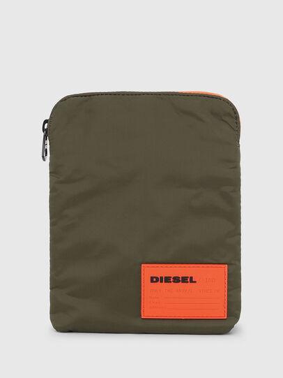 Diesel - F-DISCOVER CROSS, Dunkelgrün - Schultertaschen - Image 1