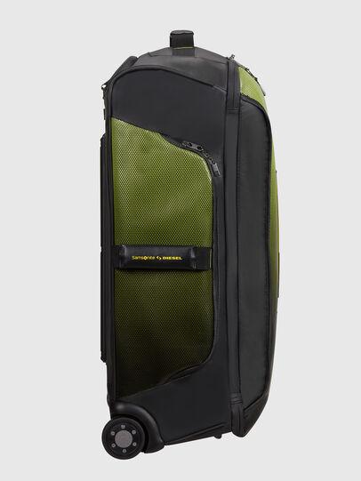 Diesel - KA2*69009 - PARADIVE, Schwarz/Gelb - Reisetaschen mit Rollen - Image 6