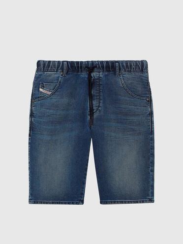 JoggJeans-Shorts mit Polygiene ViralOff®-Beschichtung
