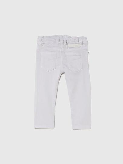 Diesel - SLEENKER-B JOGGJEANS-N, Weiß - Jeans - Image 2