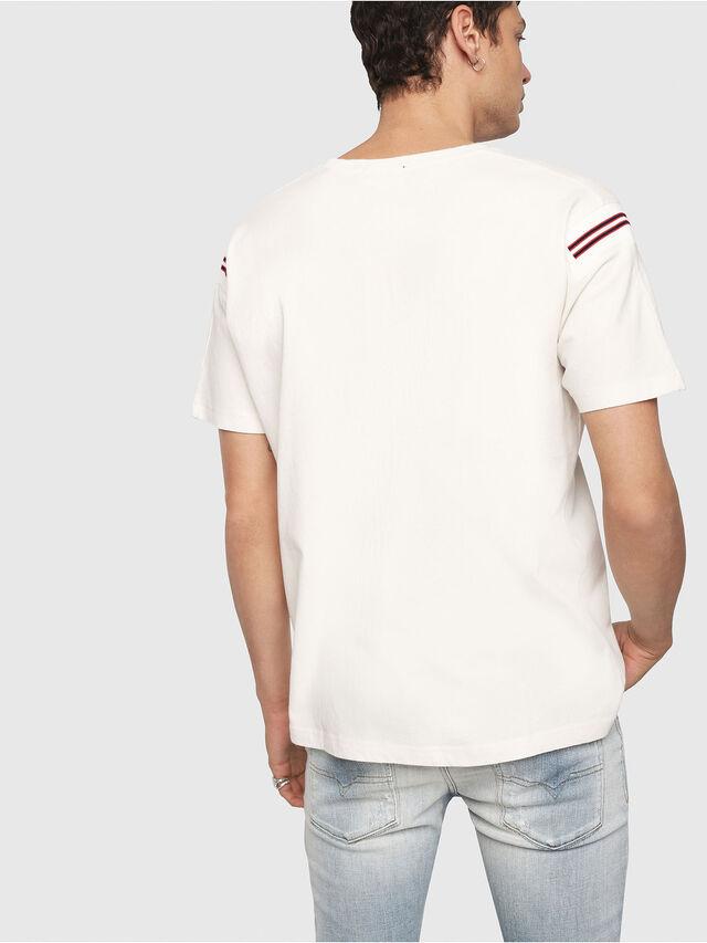 Diesel - T-TRYLL, Weiß - T-Shirts - Image 3